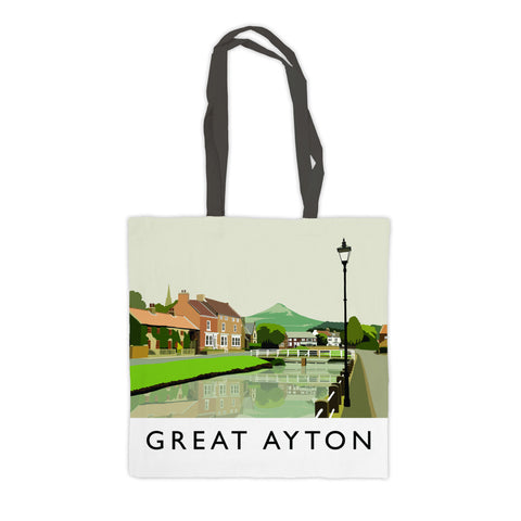 Great Ayton, Yorkshire Premium Tote Bag