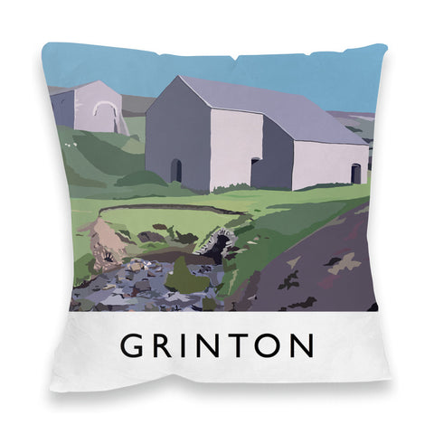 Grinton, Yorkshire Fibre Filled Cushion