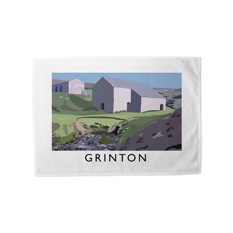 Grinton, Yorkshire Tea Towel