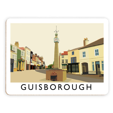 Guisborough, Yorkshire Placemat