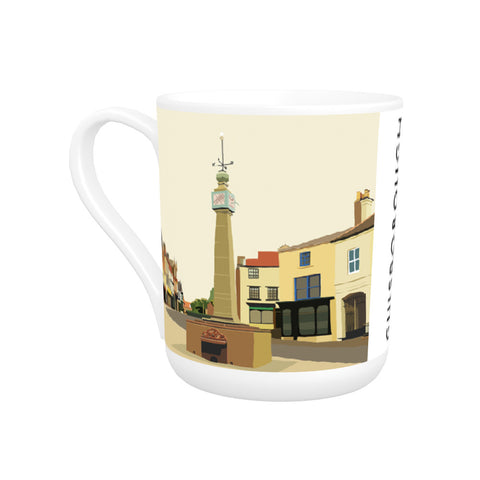 Guisborough, Yorkshire Bone China Mug