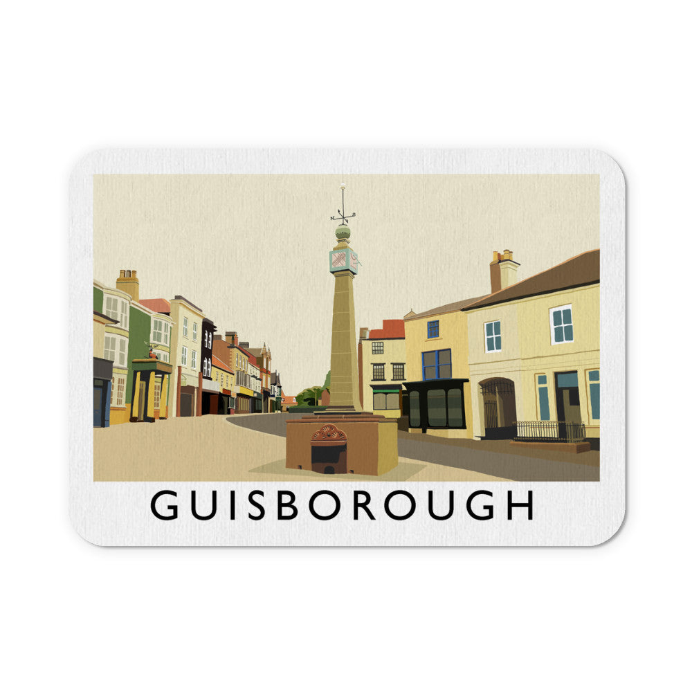 Guisborough, Yorkshire Mouse Mat