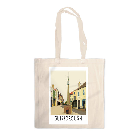Guisborough, Yorkshire Canvas Tote Bag