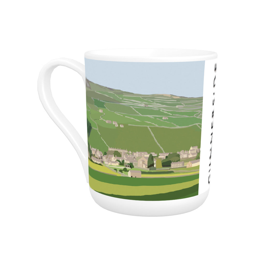 Gunnerside, Yorkshire Bone China Mug
