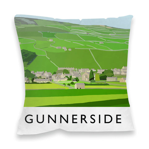 Gunnerside, Yorkshire Fibre Filled Cushion