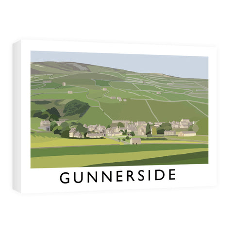 Gunnerside, Yorkshire Canvas
