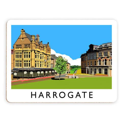 Harrogate, Yorkshire Placemat