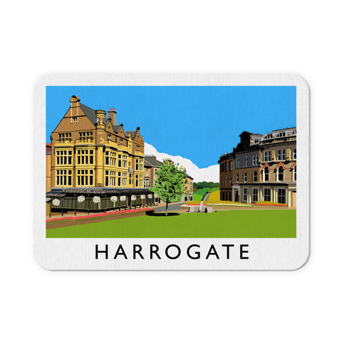 Harrogate, Yorkshire Mouse Mat