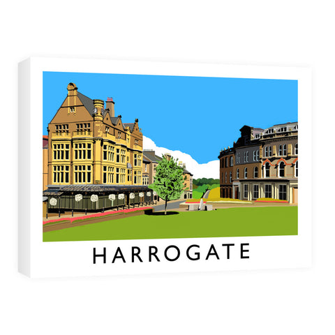 Harrogate, Yorkshire Canvas