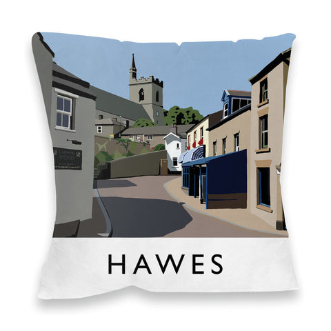 Hawes, Yorkshire Fibre Filled Cushion