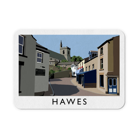 Hawes, Yorkshire Mouse Mat