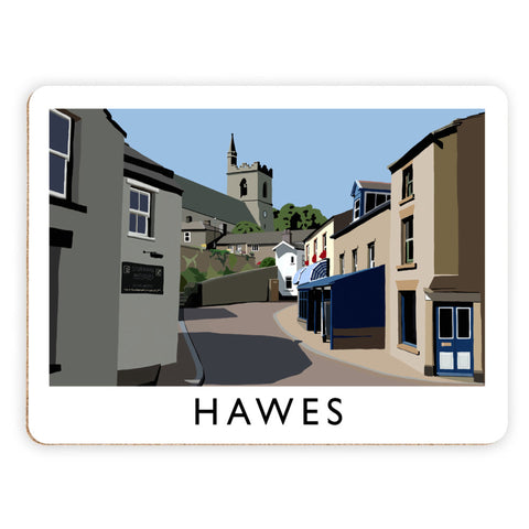 Hawes, Yorkshire Placemat