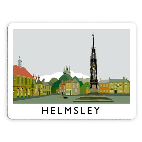 Helmsley, Yorkshire Placemat