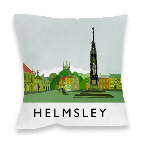 Helmsley, Yorkshire Fibre Filled Cushion