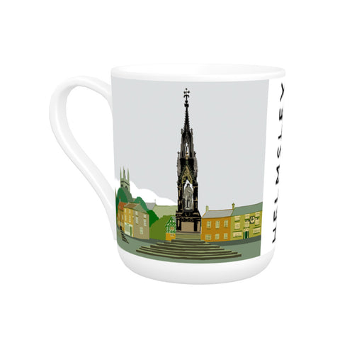 Helmsley, Yorkshire Bone China Mug