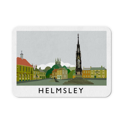 Helmsley, Yorkshire Mouse Mat