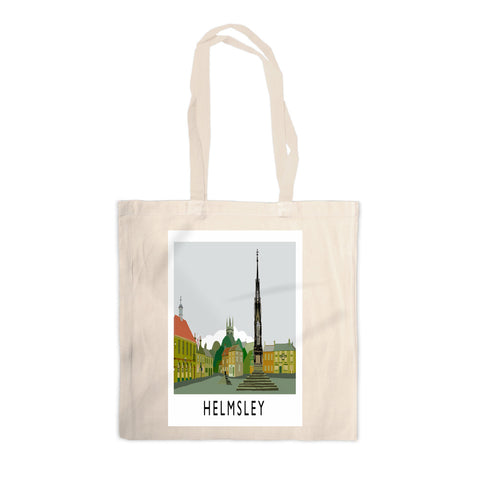 Helmsley, Yorkshire Canvas Tote Bag