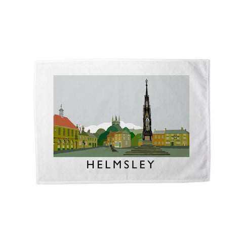 Helmsley, Yorkshire Tea Towel