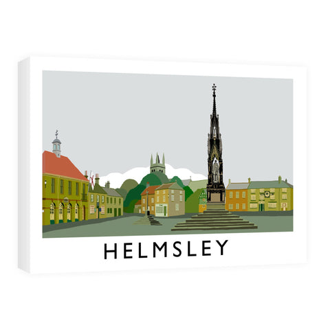 Helmsley, Yorkshire Canvas
