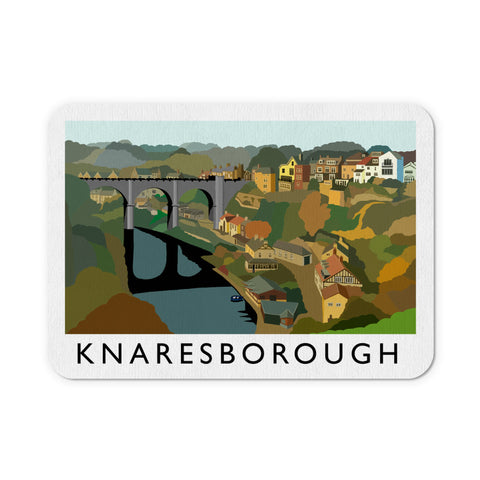 Knaresborough, Yorkshire Mouse Mat