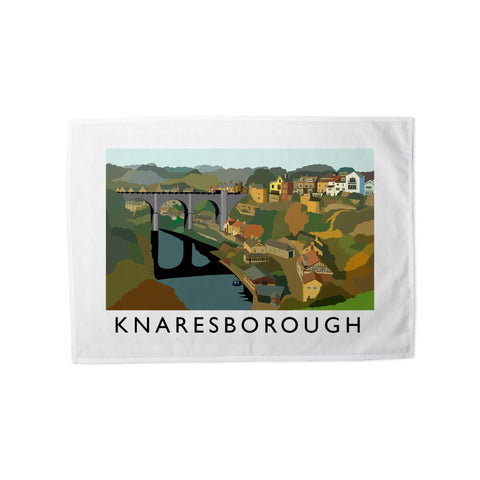 Knaresborough, Yorkshire Tea Towel