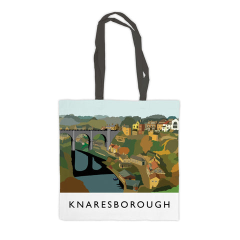 Knaresborough, Yorkshire Premium Tote Bag