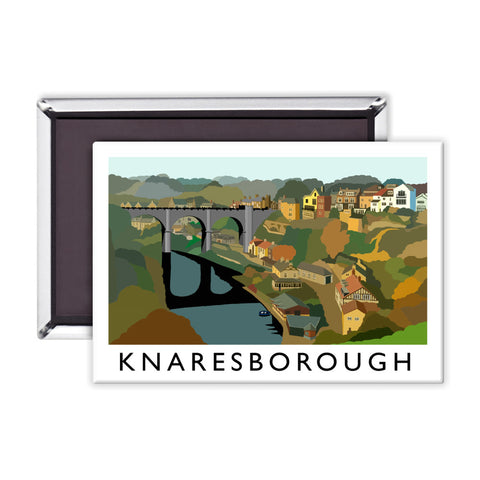 Knaresborough, Yorkshire Magnet