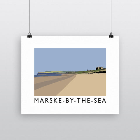 Marske-By-The-Sea, Yorkshire Fine Art Print