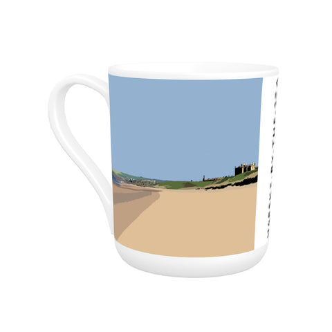 Marske-By-The-Sea, Yorkshire Bone China Mug