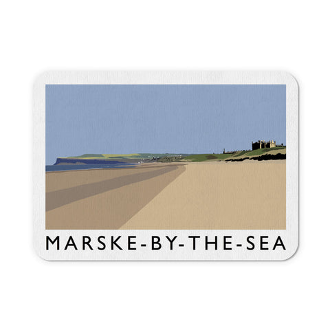 Marske-By-The-Sea, Yorkshire Mouse Mat