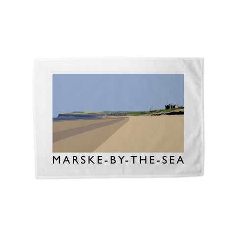 Marske-By-The-Sea, Yorkshire Tea Towel