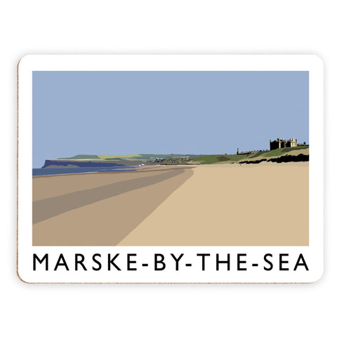 Marske-By-The-Sea, Yorkshire Placemat