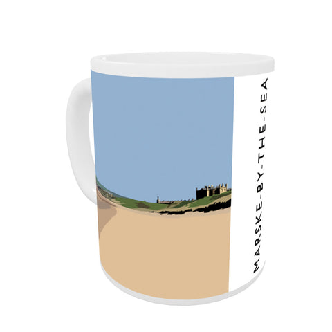 Marske-By-The-Sea, Yorkshire Coloured Insert Mug
