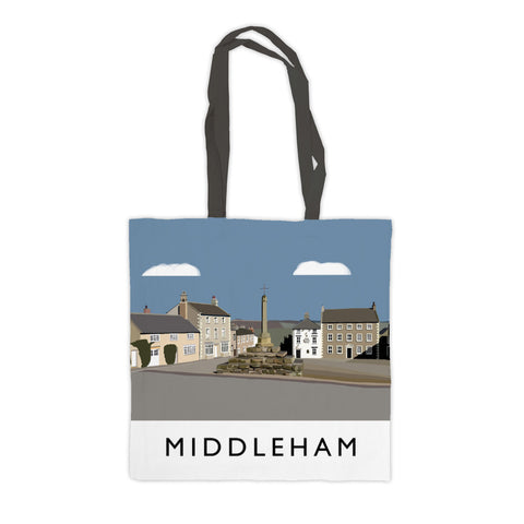 Middleham, Yorkshire Premium Tote Bag