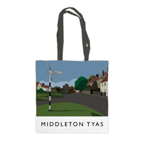 Middleton Tyas, Yorkshire Premium Tote Bag