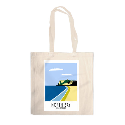 Scarborough, Yorkshire Canvas Tote Bag