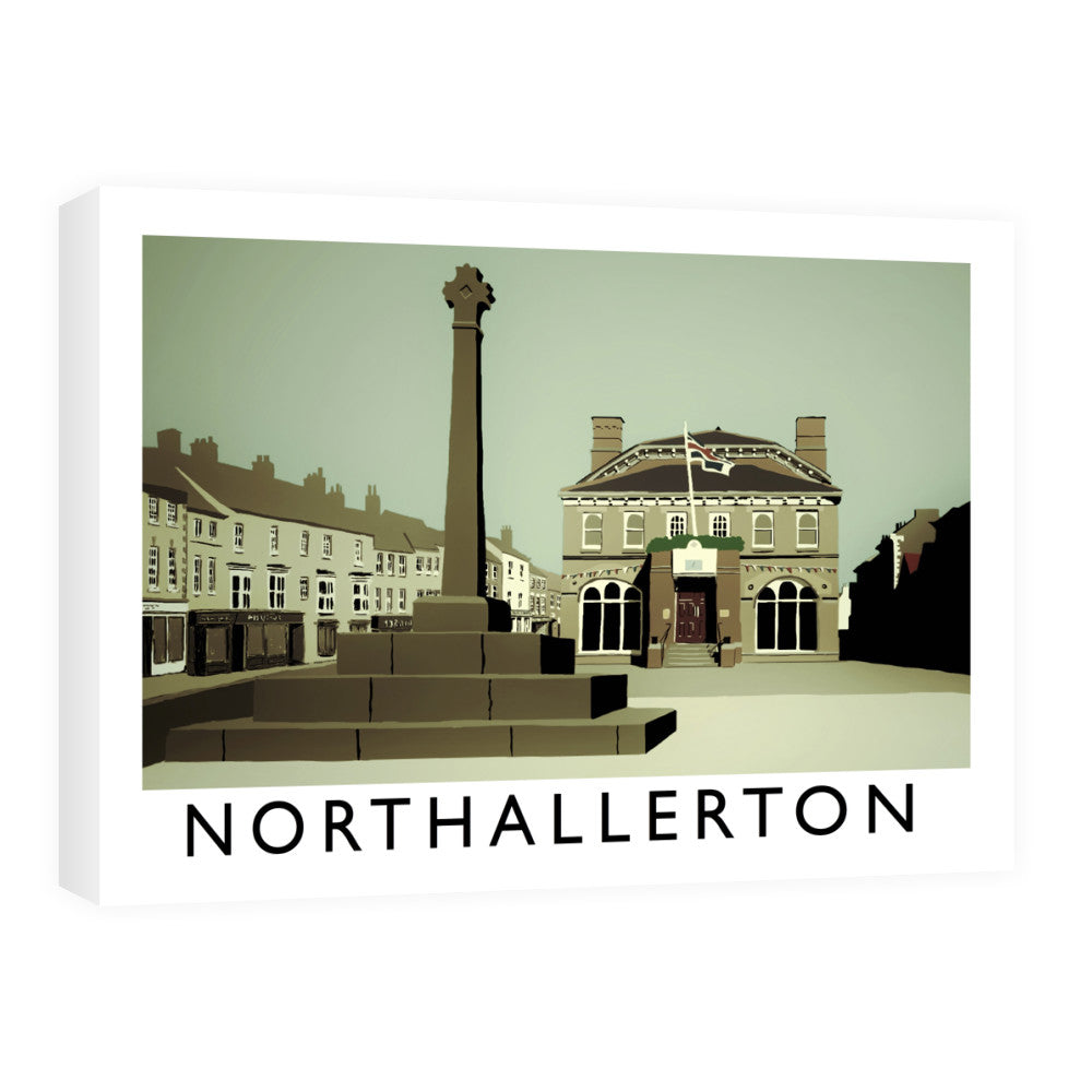 Northallerton, Yorkshire Canvas