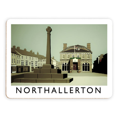 Northallerton, Yorkshire Placemat