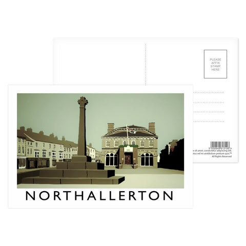 Northallerton, Yorkshire Postcard Pack
