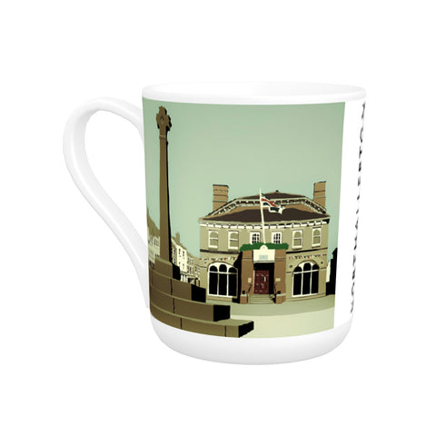 Northallerton, Yorkshire Bone China Mug