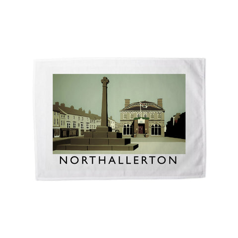 Northallerton, Yorkshire Tea Towel