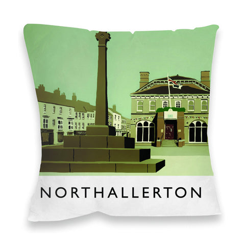 Northallerton, Yorkshire Fibre Filled Cushion