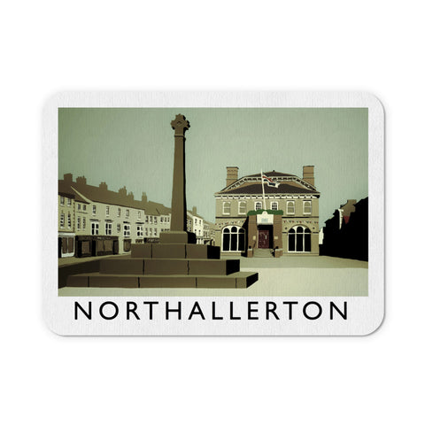 Northallerton, Yorkshire Mouse Mat