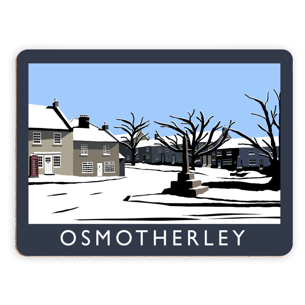 Osmotherley, Yorkshire Placemat