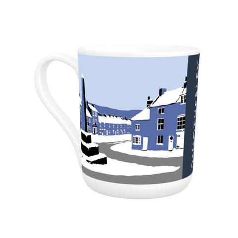 Osmotherley, Yorkshire Bone China Mug