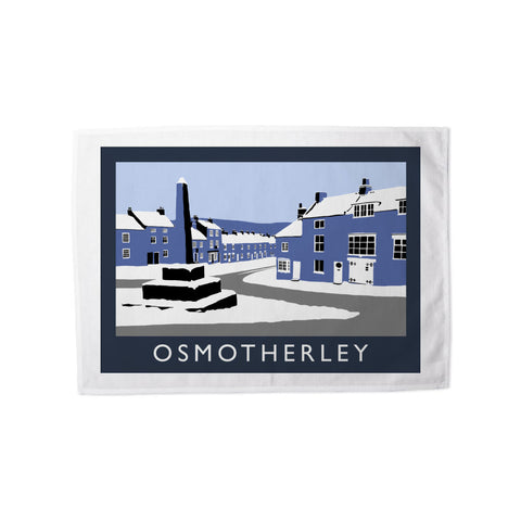 Osmotherley, Yorkshire Tea Towel