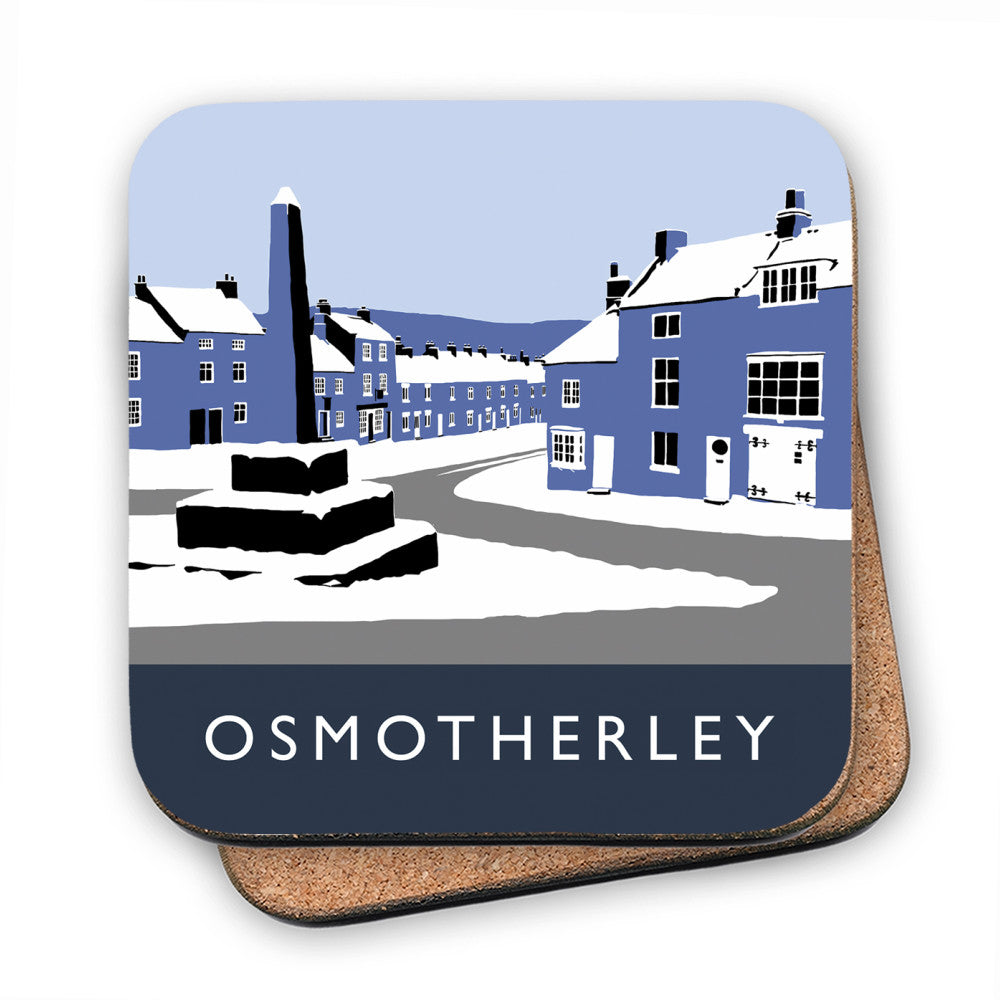 Osmotherley, Yorkshire MDF Coaster