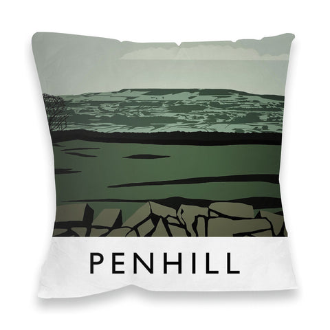 Penhill, Yorkshire Fibre Filled Cushion