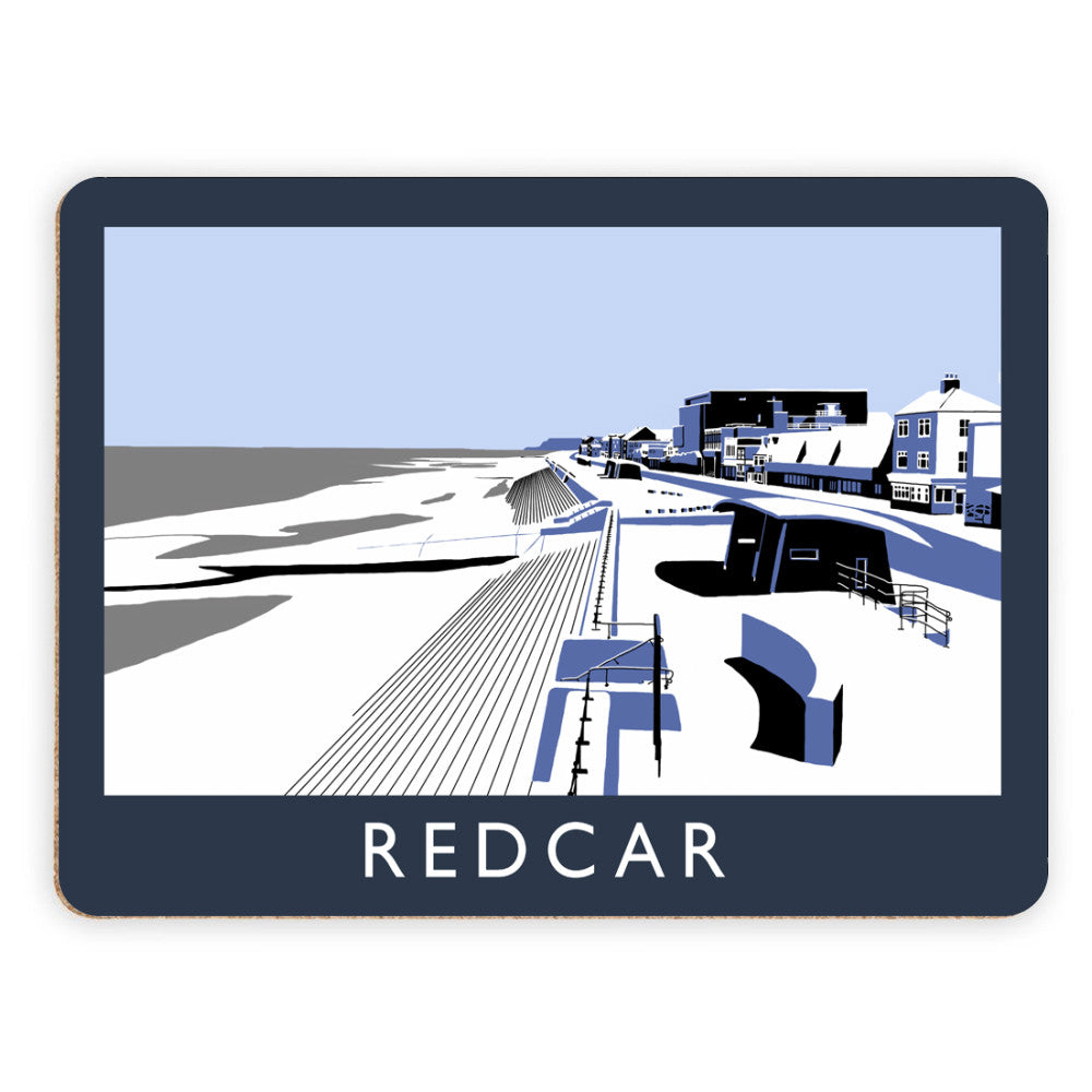 Redcar, North Yorkshire Placemat