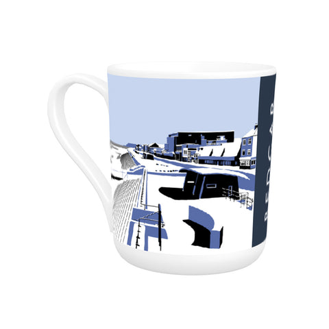 Redcar, North Yorkshire Bone China Mug